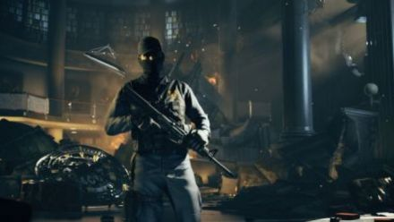 "Quantum Break : trailer Gamescom 2015 ""Time is Power"""
