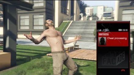 GTA 5 : premier cheatcode PS4 et Xbox one
