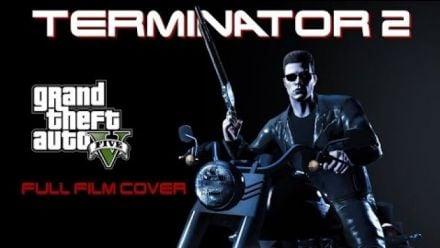GTA 5 : Terminator 2 recréé plan par plan, l'impressionnante vidéo