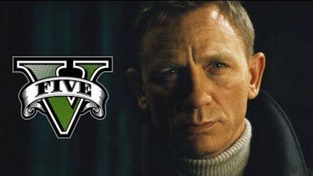 vidéo : James Bond: Spectre - Remake/Parody in GTA V