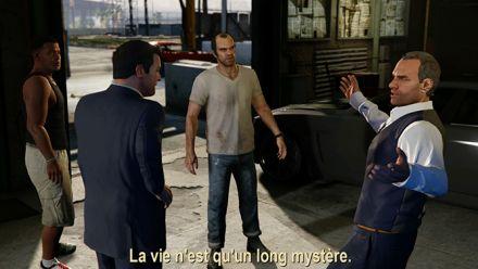 GTA V : trailer de lancement PS4 et Xbox One