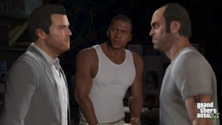 vid�o : GTA V - VOSTFR - Bande annonce PS4, Xbox One et PC