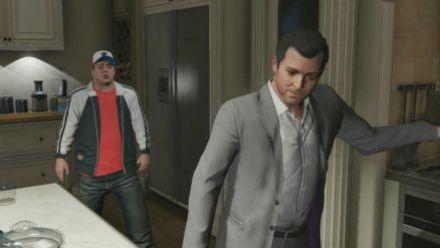 GTA V PS4 Livestream Gameplay