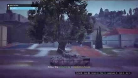 GTA 5 : bug Nintendo 64