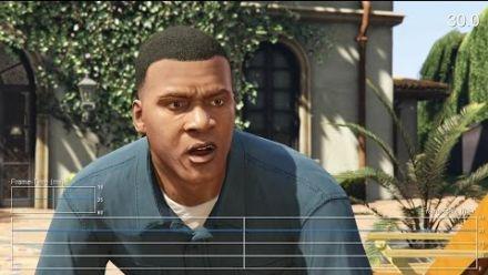 GTA V PS4 : Frame Rate Digital Foundry