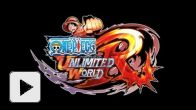 Vid�o : One Piece Unlimited World Red : First Trailer