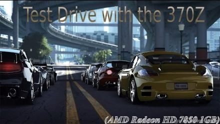 vidéo : The Crew Beta Test Nissan 370Z (PC)