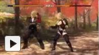 vidéo : Dead or Alive 5 Ultimate : Rachel Vs Jacky