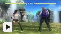 Vid�o : Dead or Alive 5 Ultimate : Jacky Vs Kokoro