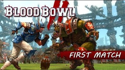 Blood Bowl 2 trailer de jeu