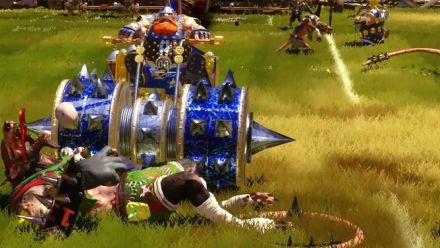 Vid�o : Blood Bowl 2 : Affrontement Nains contre Skavens