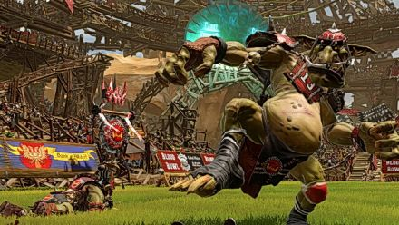 Vid�o : Blood Bowl II : trailer de lancement