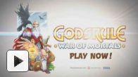 Vid�o : Godsrule - trailer iPad