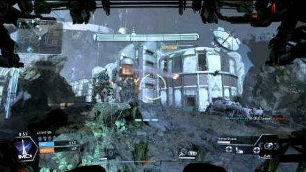 Titanfall Gameplay Xbox 360