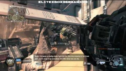 Titanfall - Gameplay Xbox 360
