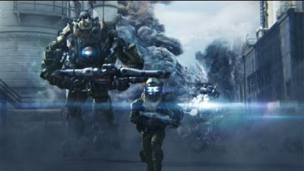 Titanfall Live Action : Free the Frontier E3 2014