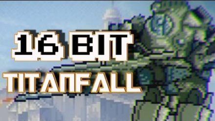 Titanfall, la version SNES et Megadrive