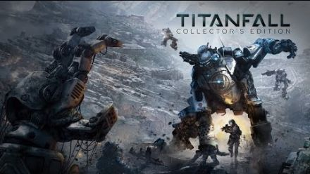 Titanfall - Unboxing Collector