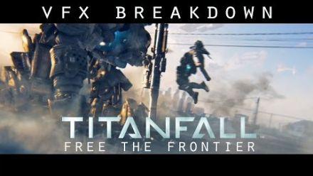 Titanfall Live Action : VFX Teaser E3 2013