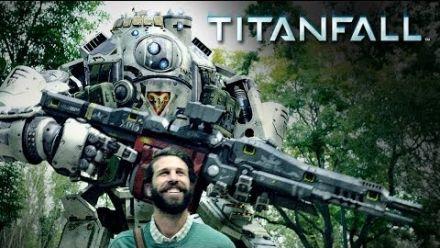 """TitanFall : la pub """"La vie est plus belle avec un Titan"""""""