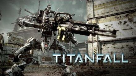 TitanFall - Présentation du Stryder