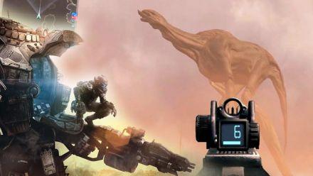 vidéo : Titanfall - Dino volant