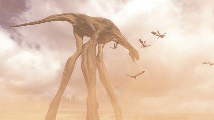 Titanfall - Gros Dino