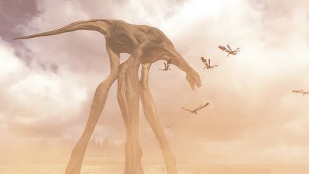 vidéo : Titanfall - Gros Dino
