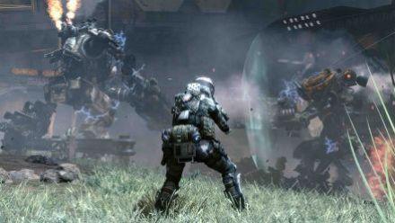 IGN. Titanfall : d'énormes monstres dans le jeu ?