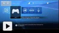 Vid�o : Interface kit de développement PS4
