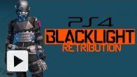 Vid�o : Blacklight Retribution, le FPS multijoueur de la PS4