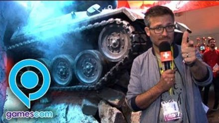 Vidéo : Gamescom : World of Tanks VR, nos impressions