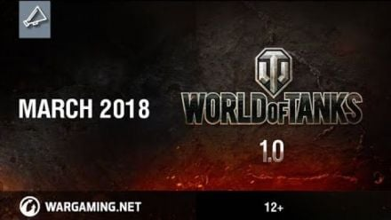 Vid�o : World of Tanks 1.0 Trailer annonce