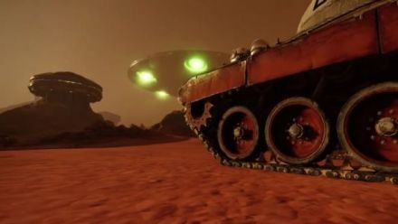 Vid�o : World of Tanks : Mission Mars