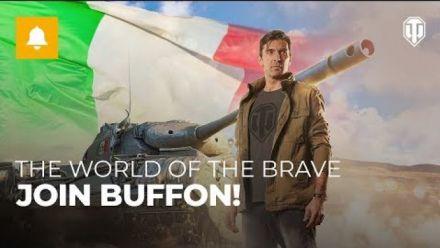 Vidéo : World of Tanks Gianluigi Buffon Trailer