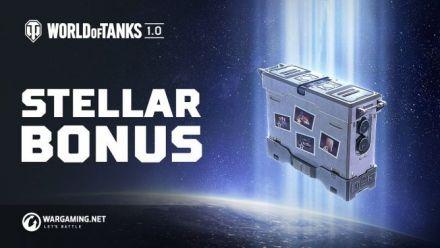 Vid�o : Stellar Bonus : World of Tanks