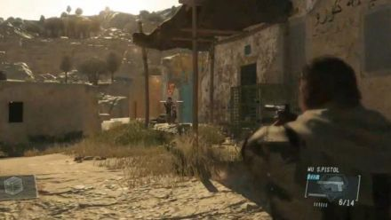 Metal Gear Solid V The Phantom Pain : First Gameplay
