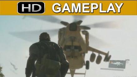 MGSV : 21 minutes de gameplay dans la jungle