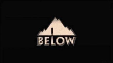 Below Trailer Xbox One et PC