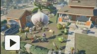 vid�o : Plants Vs Zombies : Garden Warfare Trailer E3 #1