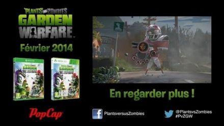 Plants Vs. Zombies Garden Warfare : Zomboss Down Trailer