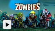 vid�o : Plantes Vs Zombies : Garden Warfare - Trailer Gamescom