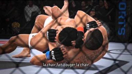 vidéo : EA SPORTS UFC - Trailer de Gameplay 2