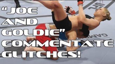 Vid�o : Les Bugs EA Sports UFC commentés