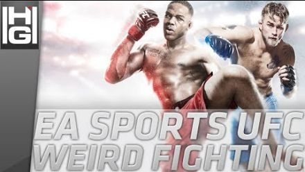 Vid�o : EA SPORTS UFC - Bug volant