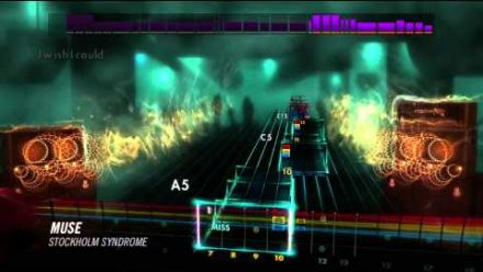 Vid�o : Rocksmith 2014 Edition DLC - Muse