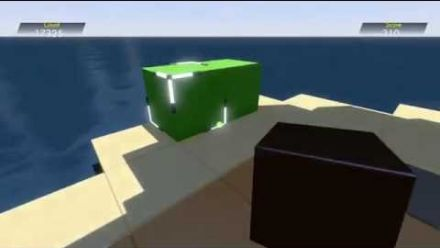 Vid�o : Minecraft recréé dans Trials Fusion