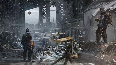Tom Clancy's The Division - E3 2014 Teaser
