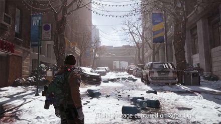 The Division veut vous rassurer en 13 secondes de vidéo Xbox One