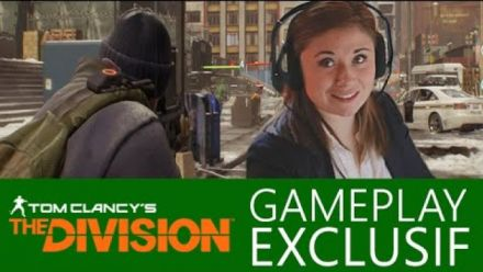 The Division : 12 minutes de gameplay exclusif sur Xbox One